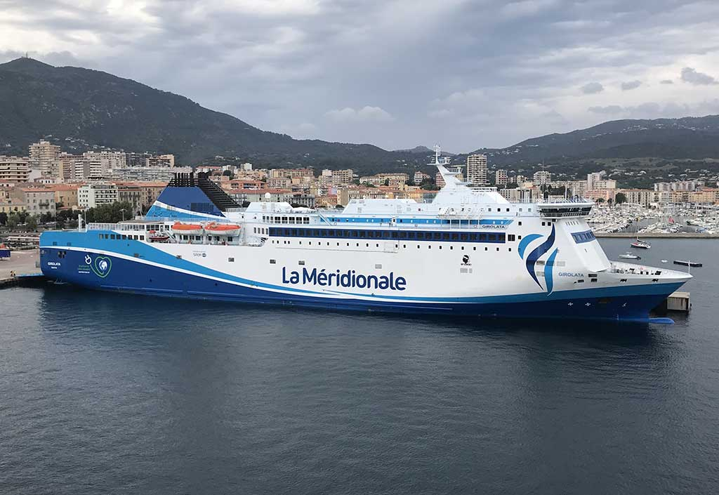 Girolata ferry reduce greenhouse gas emissions with xbee