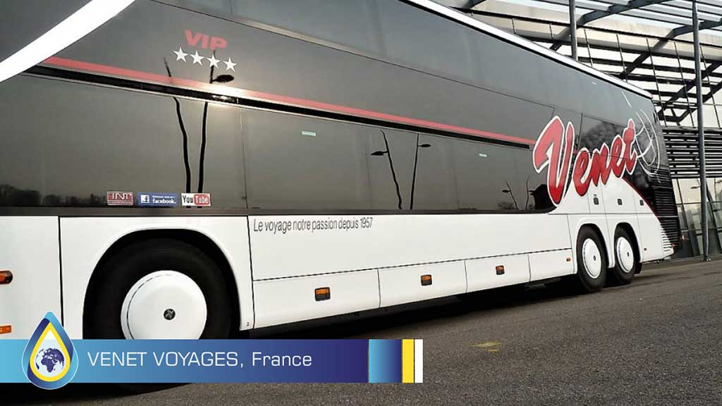 CO2 reduction technology - Venet Voyages uses XBEE additive