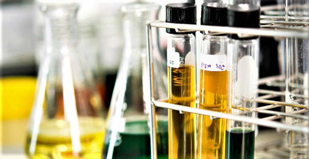 Fuel additive diesel - Microparticles test in XBEE diesel fuel
